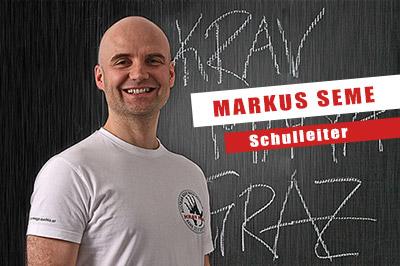 Schulleiter von Krav Maga Graz