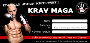 KRAV MAGA Graz Gutschein for Men