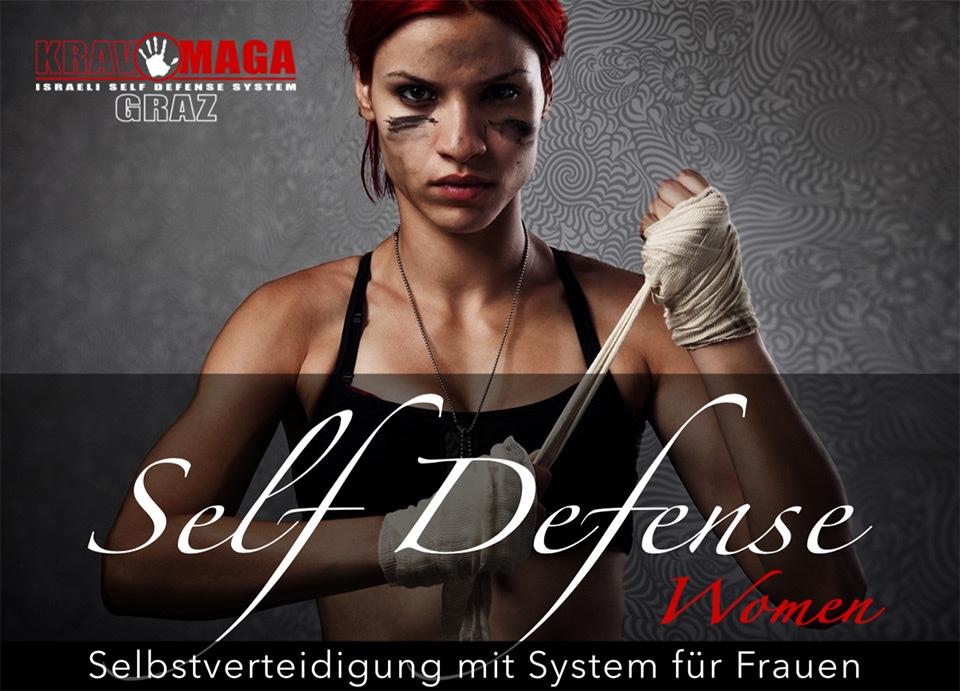 Selbstverteidigung für Frauen im Herbst in Graz