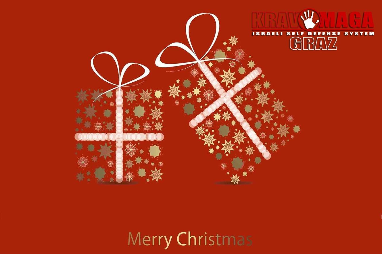 weihnachten und selbstverteidigung