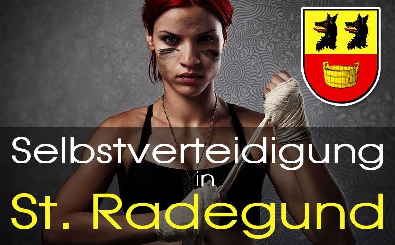 Exklusiver Selbstverteidigungskurs für Frauen von St. Radegund und Rinnegg